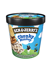 Chunky Monkey Original Ice Cream Pint