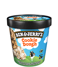 Cookie Dough Original Ice Cream Pint