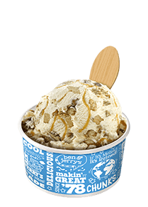 Vainilla Pecan Blondie Original Ice Cream Heladerias