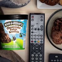 Ben & Jerry's | 10 Reasons Staying in Beats Going Out